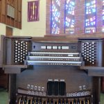 Allen Organ installation Grace Community Presbyterian in PA