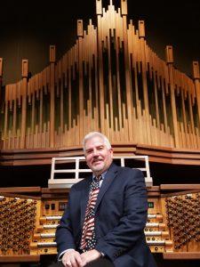 Jeff Kirk, Owner, Gerrero-Kirk Classic Organs Inc.