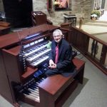 Maestro Hector Olivera performed the organ Dedication Concert St Bernadette Catholic Church Monroeville PA
